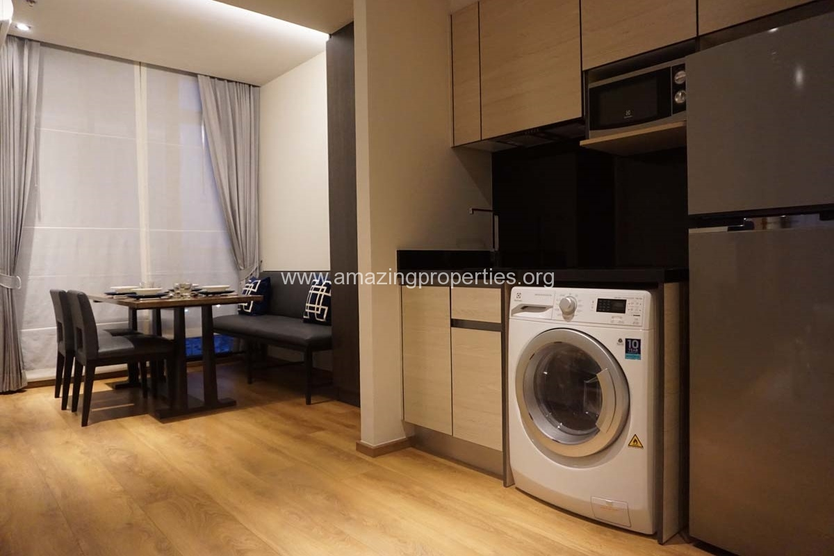 Park 24 Phrom Phong 1 Bedroom Condo-10
