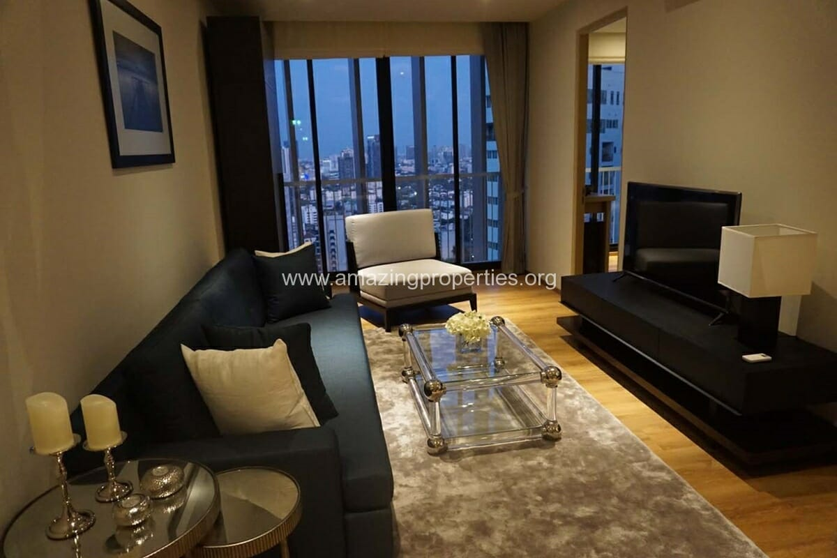 Park 24 Phrom Phong 1 Bedroom Condo-2