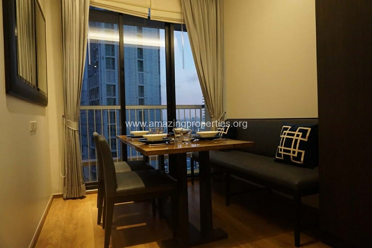 Park 24 Phrom Phong 1 Bedroom Condo