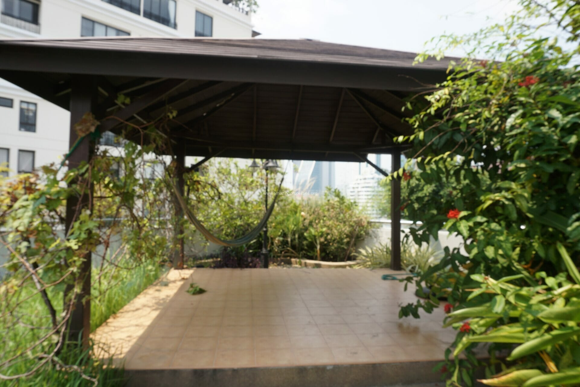 Phrom Phong 4 Bedroom Penthouse for Rent-1
