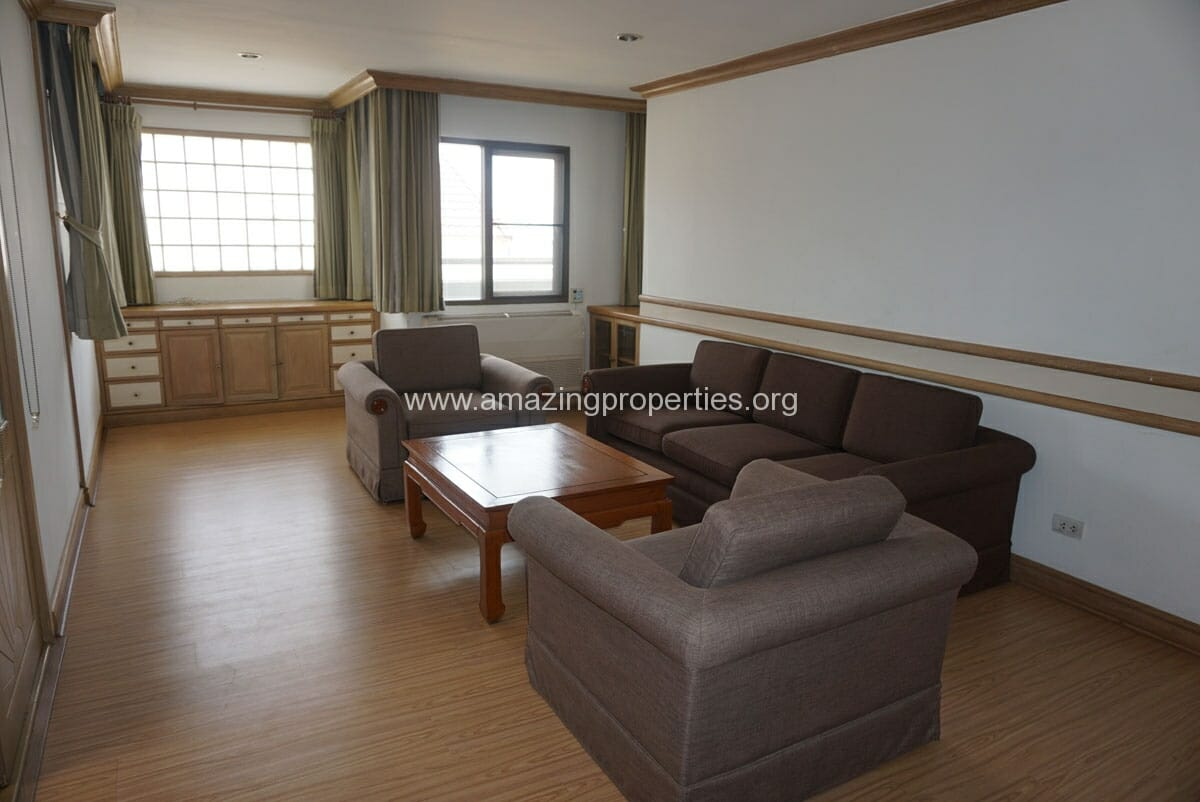 Phrom Phong 4 Bedroom Penthouse for Rent-6