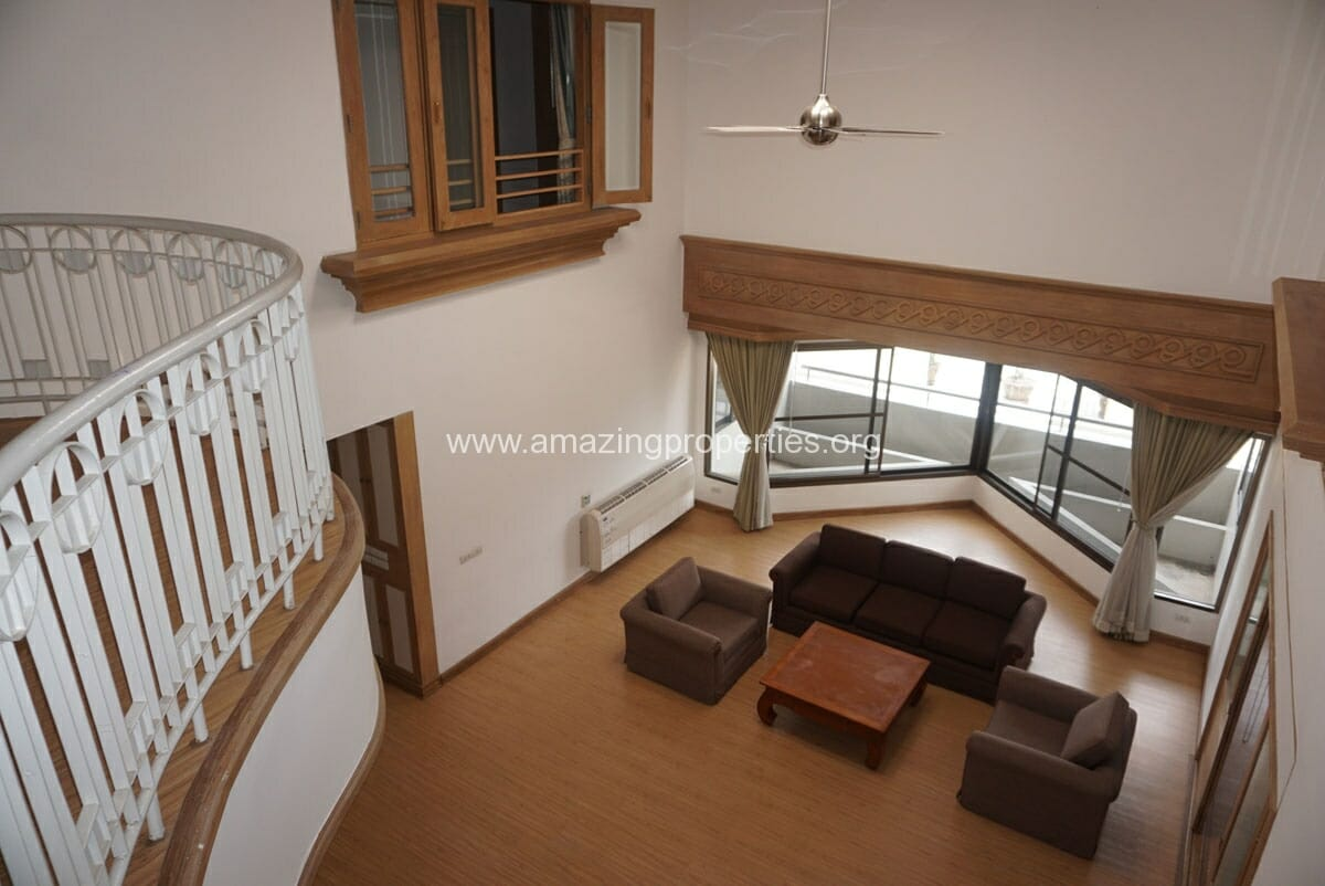 Phrom Phong 4 Bedroom Penthouse for Rent