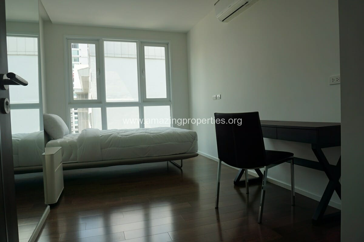 2 Bedroom Condo for Rent 15 Sukhumvit Residence-2