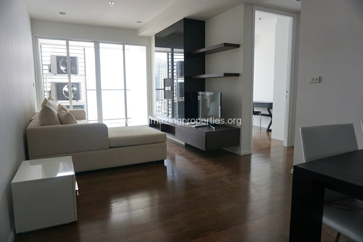 2 Bedroom Condo for Rent 15 Sukhumvit Residence