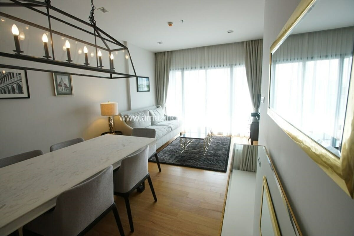 3 Bedroom Condo for Rent Hyde Sukhumvit 13-5