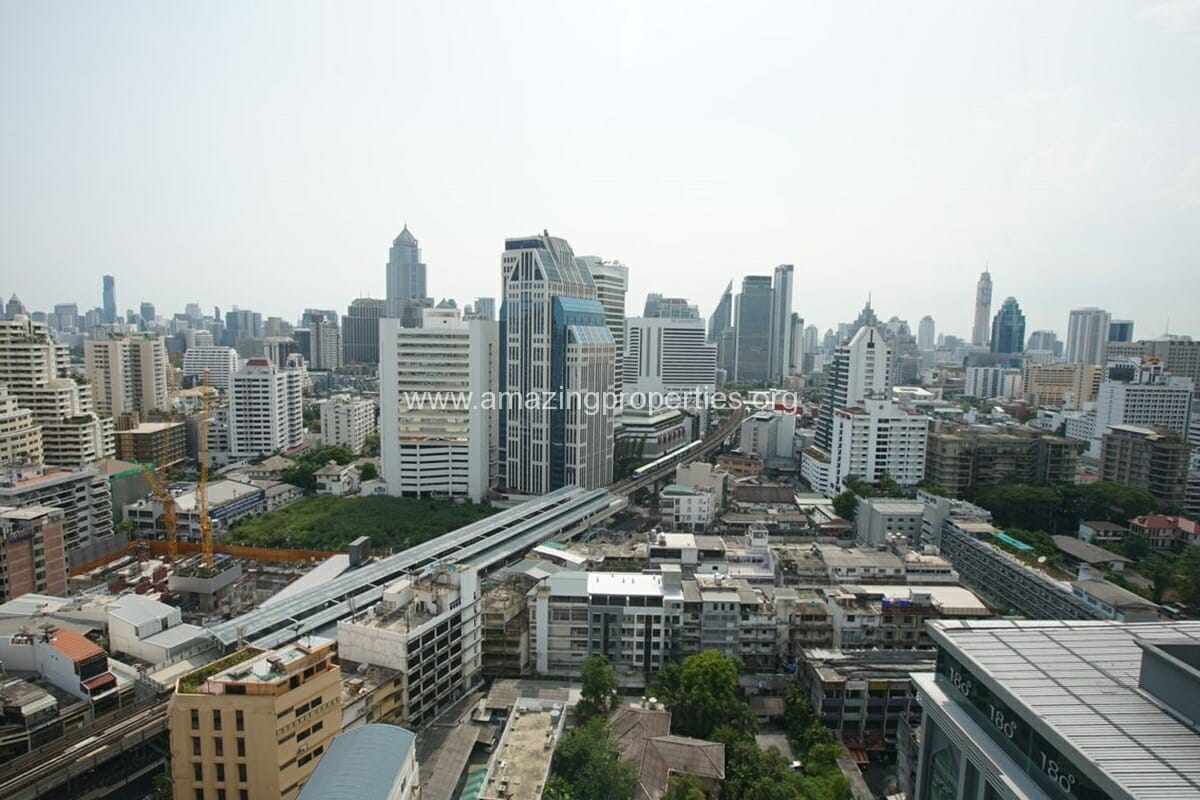 3 Bedroom Condo for Rent Hyde Sukhumvit 13-8