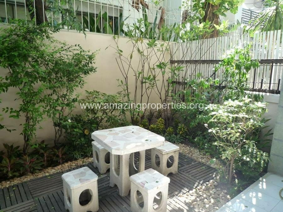 Phrom Phong 3 Bedroom House-2