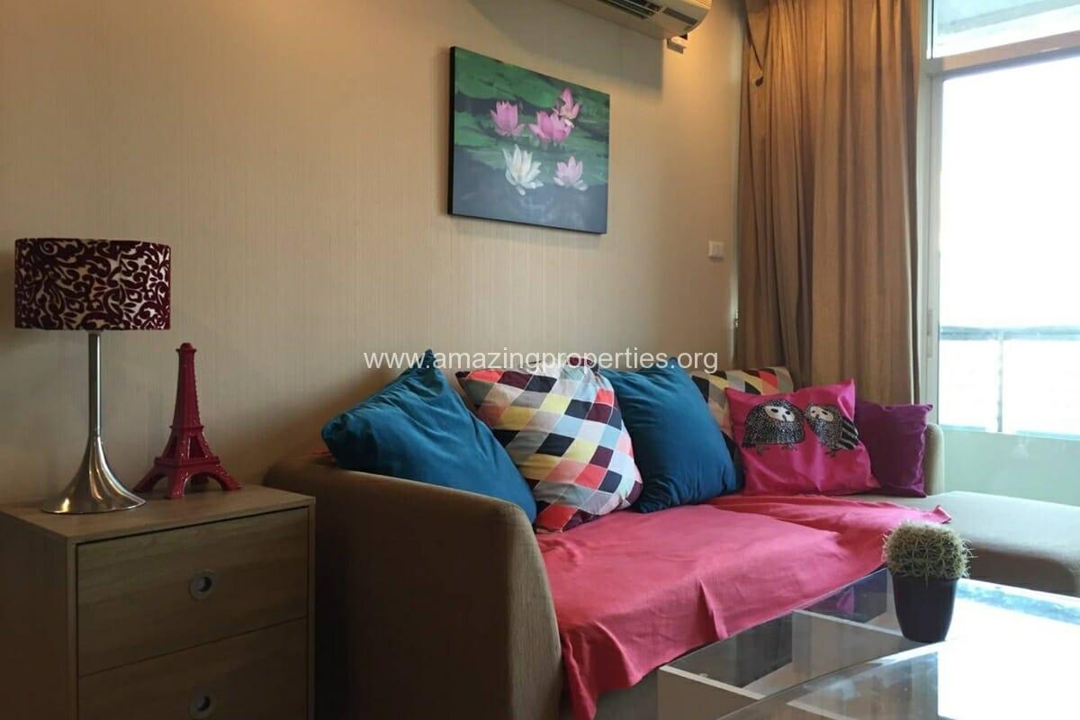 Sukhumvit City Resort 2 Bedroom Condo for Sale-1