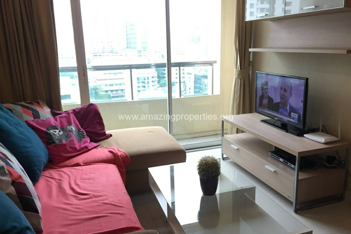 Sukhumvit City Resort 2 Bedroom Condo for Sale