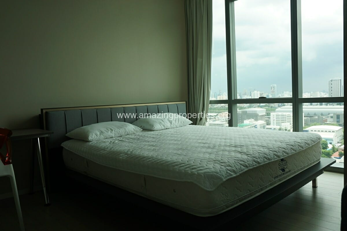 The Room 21 Asoke 1 bedroom Condo(11)