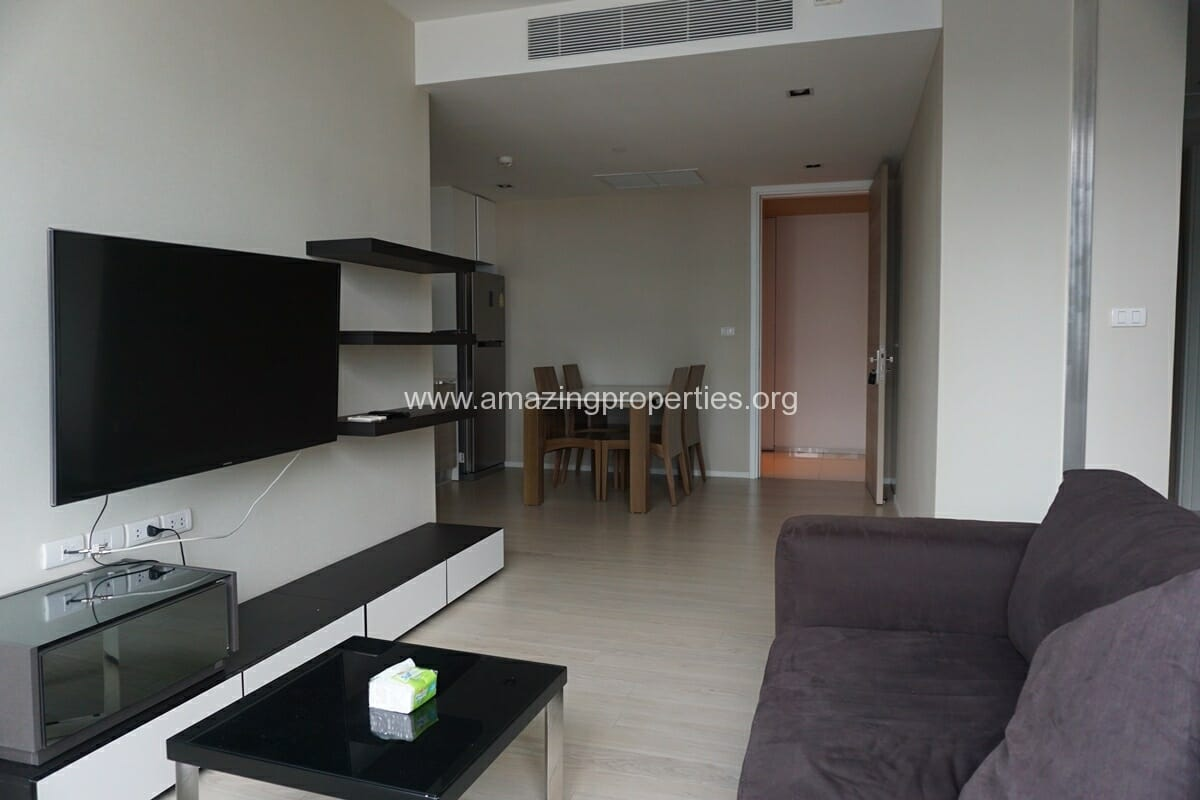The Room 21 Asoke 1 bedroom Condo(20)
