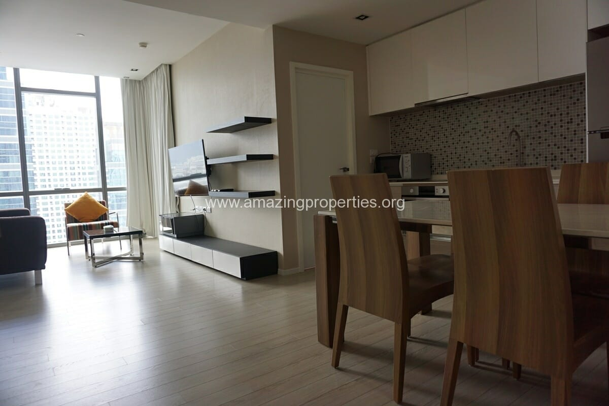 The Room 21 Asoke 1 bedroom Condo(22)
