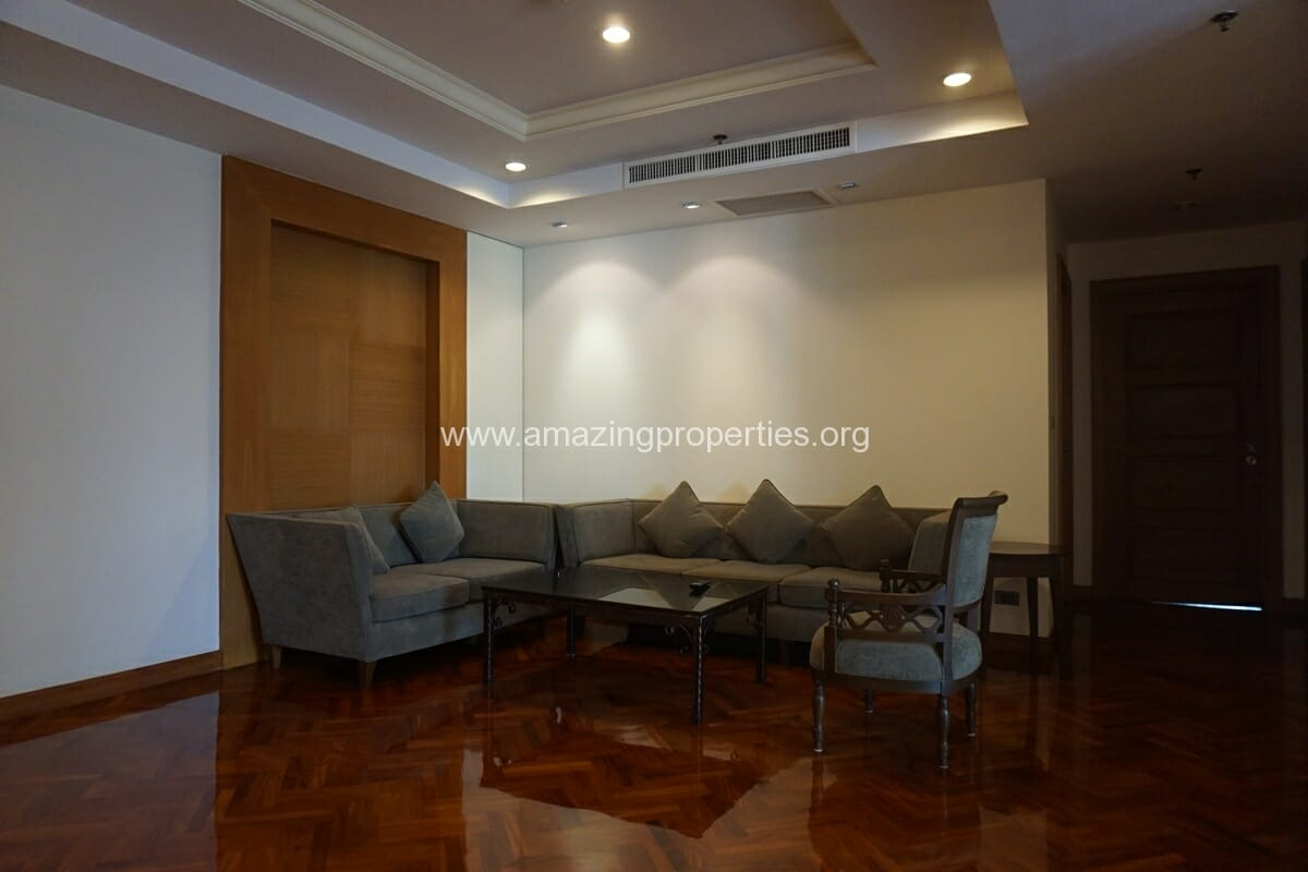 3 Bedroom Apartment for Rent BT Residence