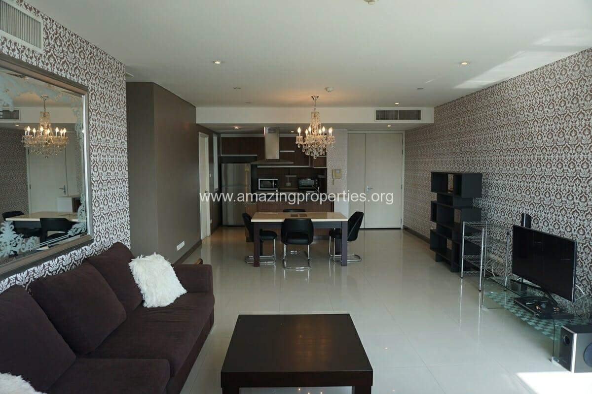3 Bedroom Condo for Rent at Fullerton Sukhumvit (12)