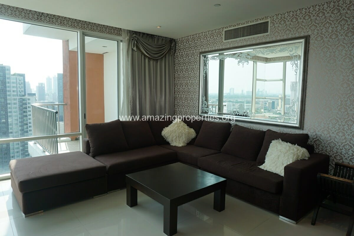3 Bedroom Condo for Rent at Fullerton Sukhumvit (34)