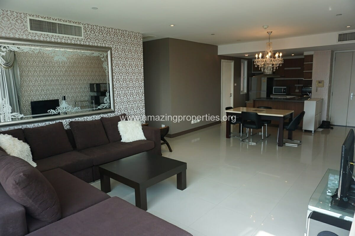 3 Bedroom Condo for Rent at Fullerton Sukhumvit