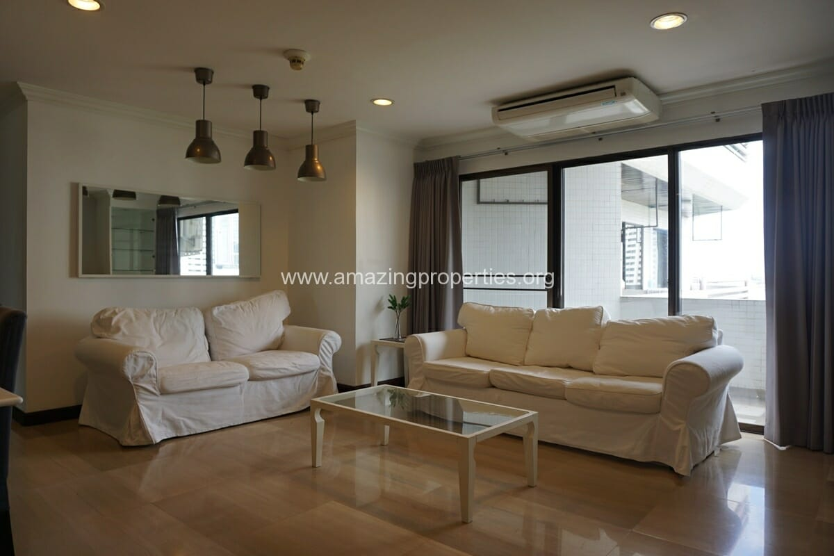 3 bedroom Condo for Rent Richmond Palace