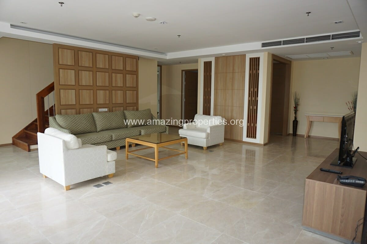 5 Bedroom Penthouse for Rent at GM Serviced Apartment
