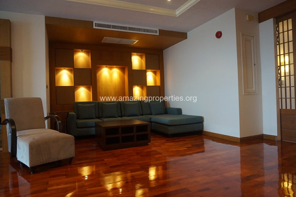 BT Residence 3 bedroom apartment for Rent