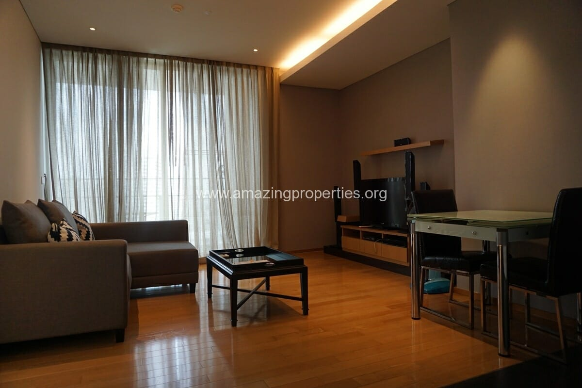 1 Bedroom condo for Rent Aequa Sukhumvit 49 (17)