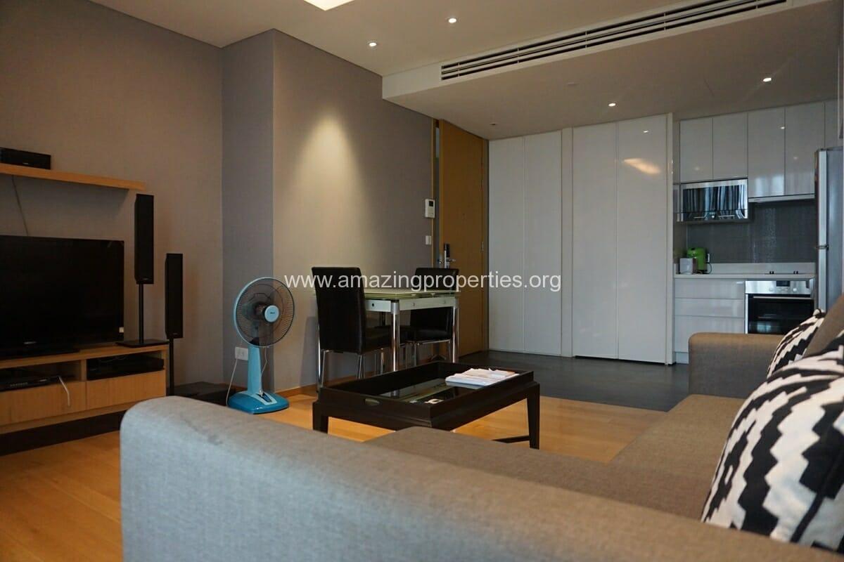 1 Bedroom condo for Rent Aequa Sukhumvit 49 (21)