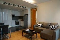 1 Bedroom condo for Rent Aequa Sukhumvit 49