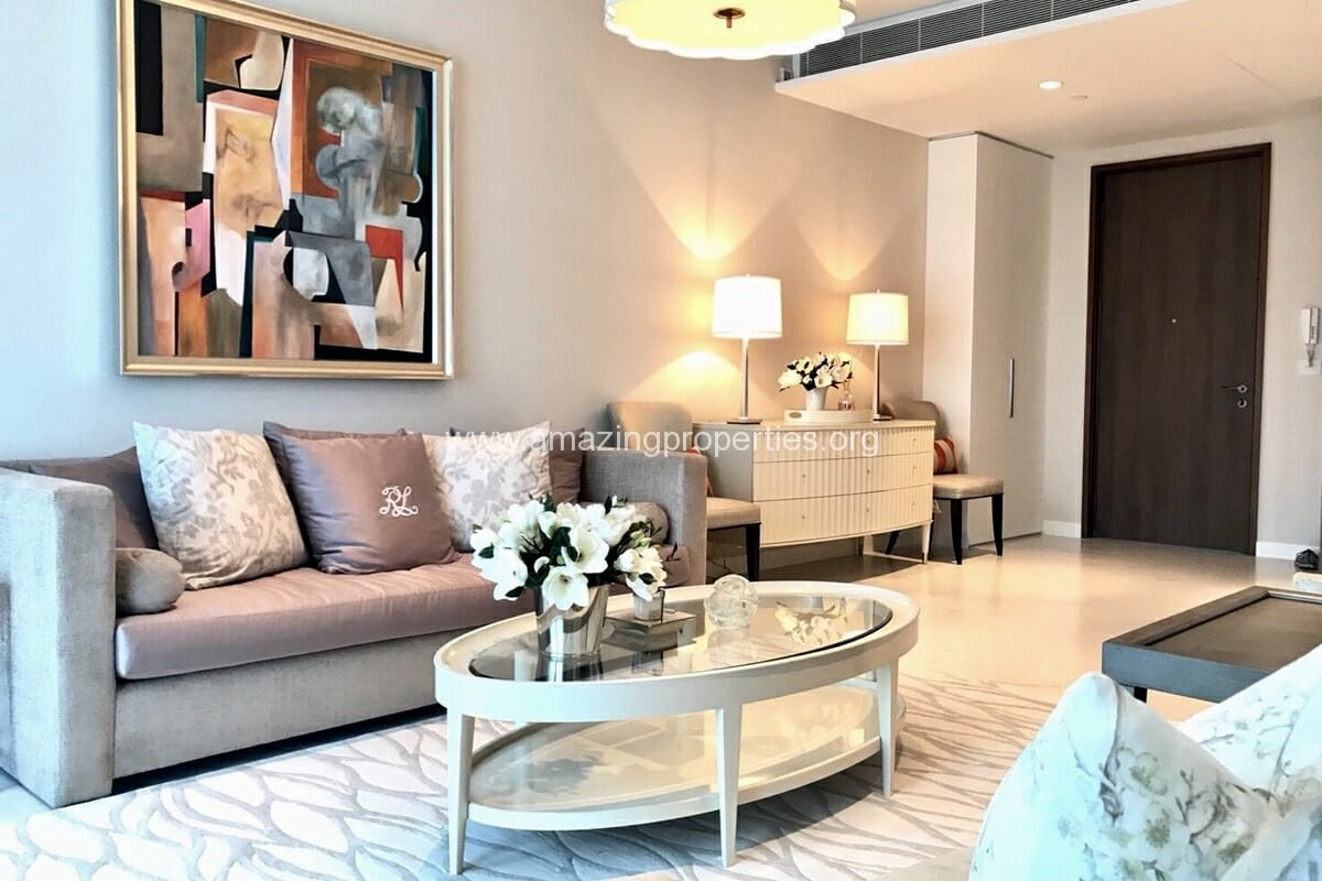 2 bedroom condo 185 Rajadamri
