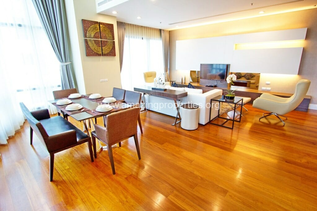 Duplex Condo for Rent at Bright Sukhumvit 24