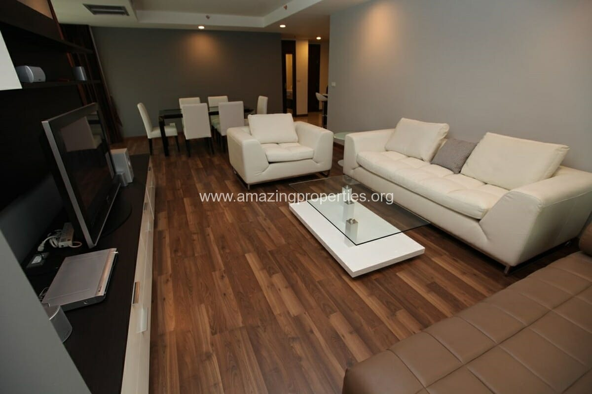 The Rajdamri 2 bedroom condo for Rent (4)