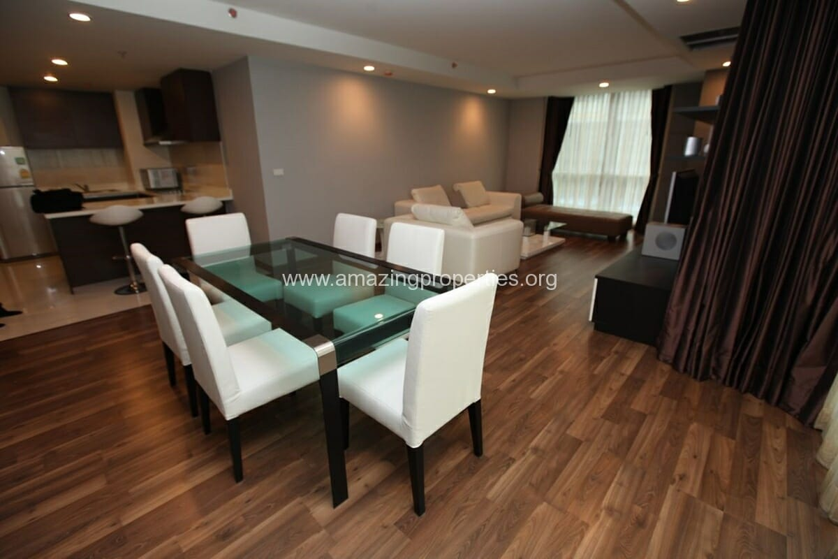 The Rajdamri 2 bedroom condo for Rent (8)