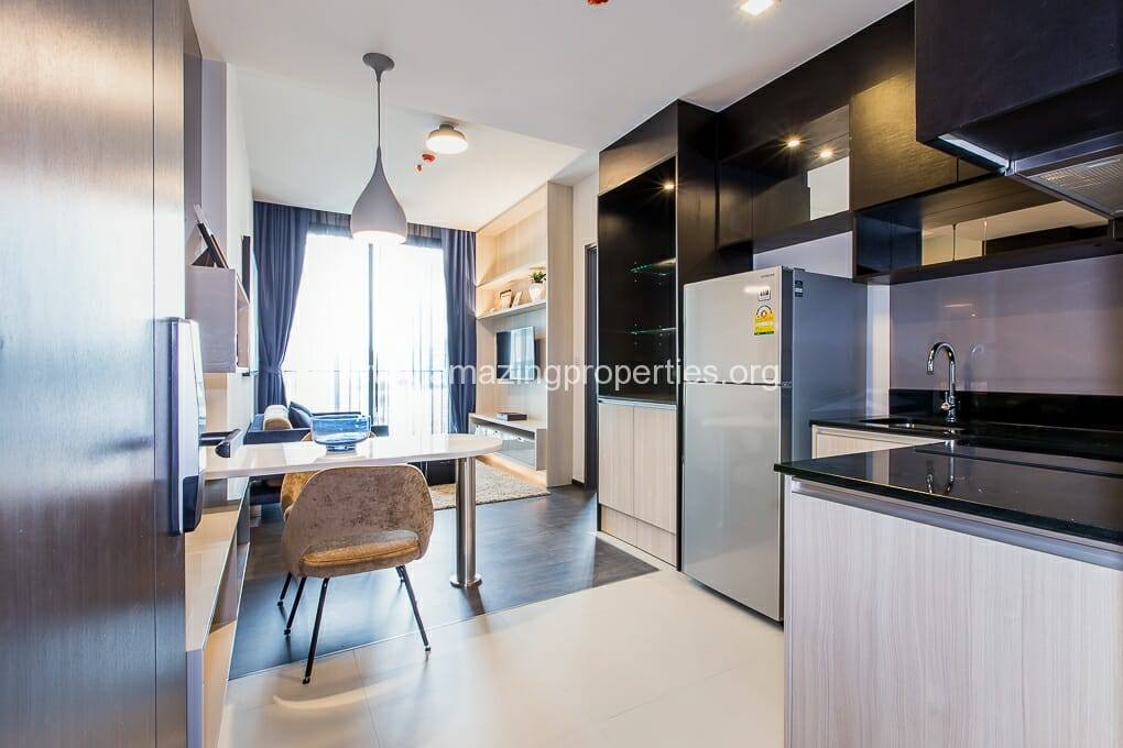 1 bedroom for rent Edge Sukhumvit 23 (1)