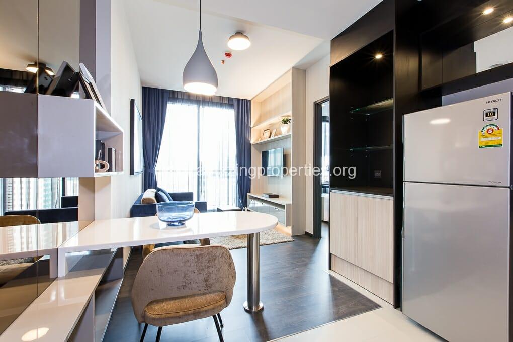 1 bedroom for rent Edge Sukhumvit 23 (2)