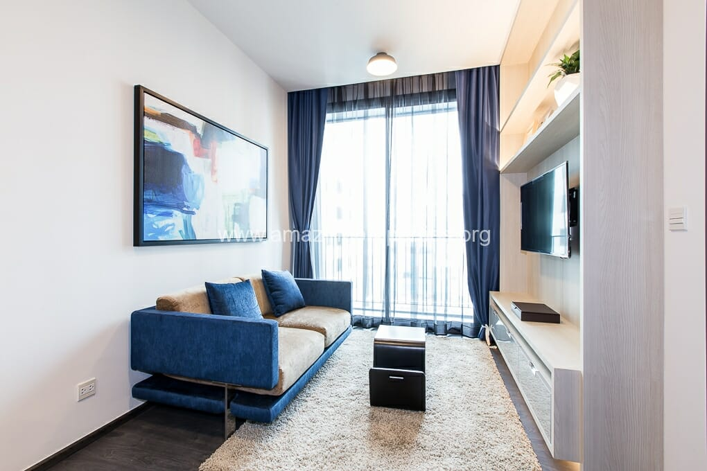 1 bedroom for rent Edge Sukhumvit 23 (3)