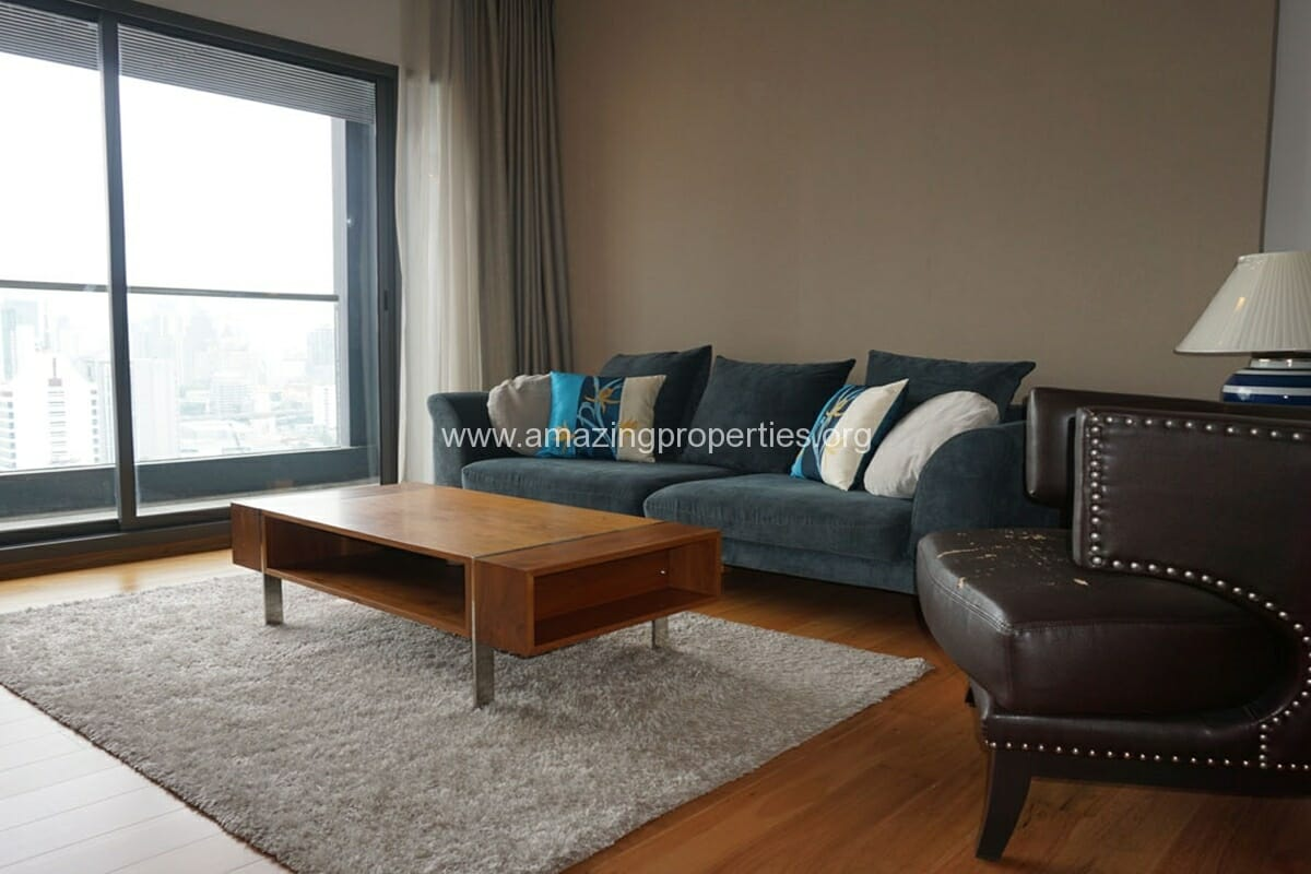 Hyde Sukhumvit 13 Nana 2 bedroom condo for Rent (1)