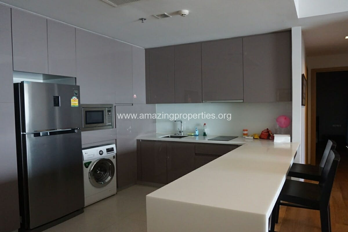 Hyde Sukhumvit 13 Nana 2 bedroom condo for Rent (4)