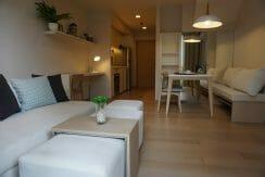 Duplex 1 Bedroom Condo for rent at LIV@49