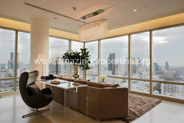 Duplex 2 bedroom condo 185 Rajdamri (11)