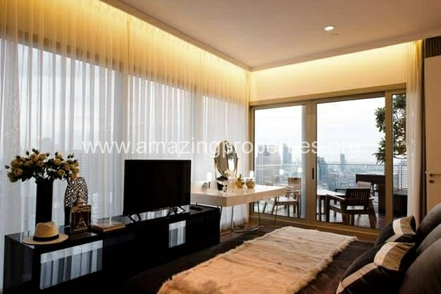 Duplex 2 bedroom condo 185 Rajdamri (15)