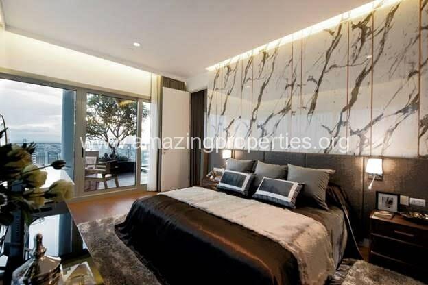 Duplex 2 bedroom condo 185 Rajdamri (16)