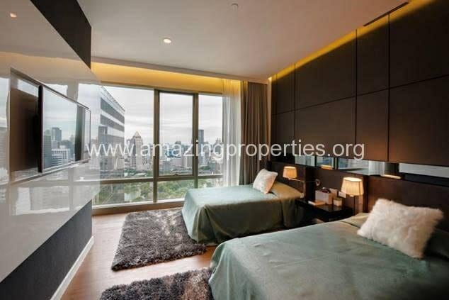Duplex 2 bedroom condo 185 Rajdamri (2)