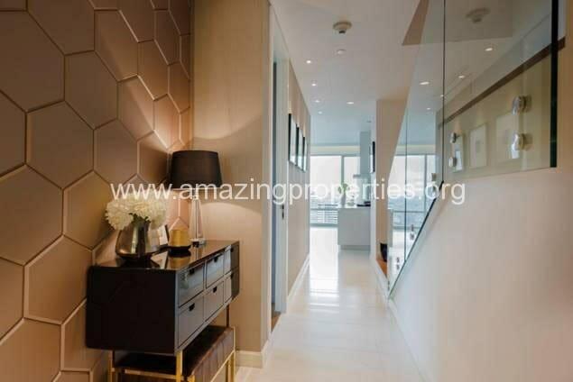 Duplex 2 bedroom condo 185 Rajdamri (23)