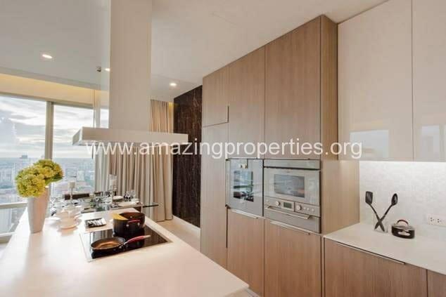 Duplex 2 bedroom condo 185 Rajdamri (4)