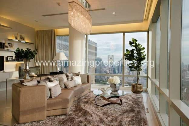 Duplex 2 bedroom condo 185 Rajdamri (9)