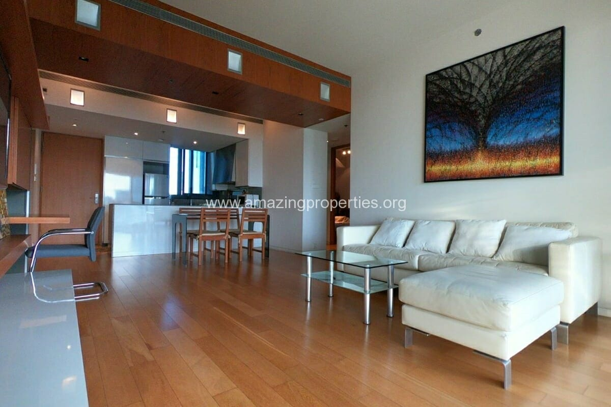 The Met Sathorn 2 bedroom condo