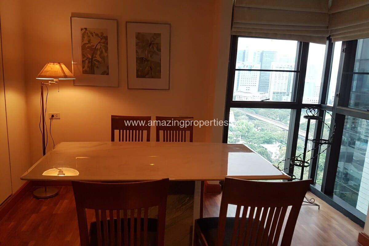 Baan Somthavil 2 Bedroom condo for Rent (3)