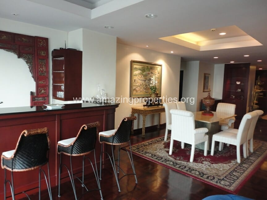 Baan Somthavil 3 Bedroom Condo for Rent