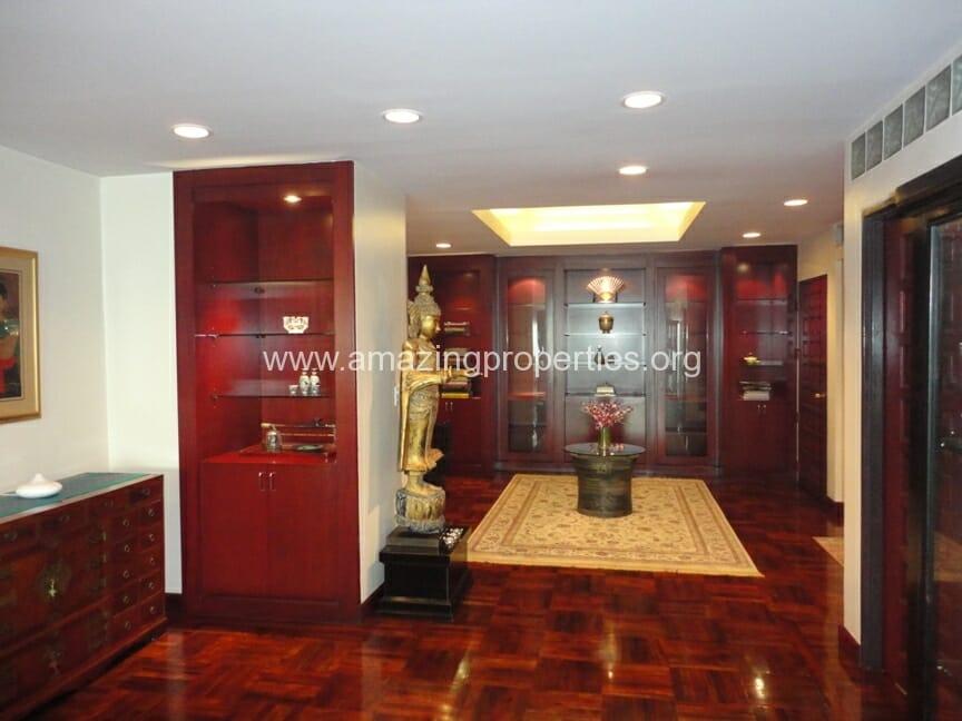 Baan Somthavil 3 Bedroom Condo for Rent (2)