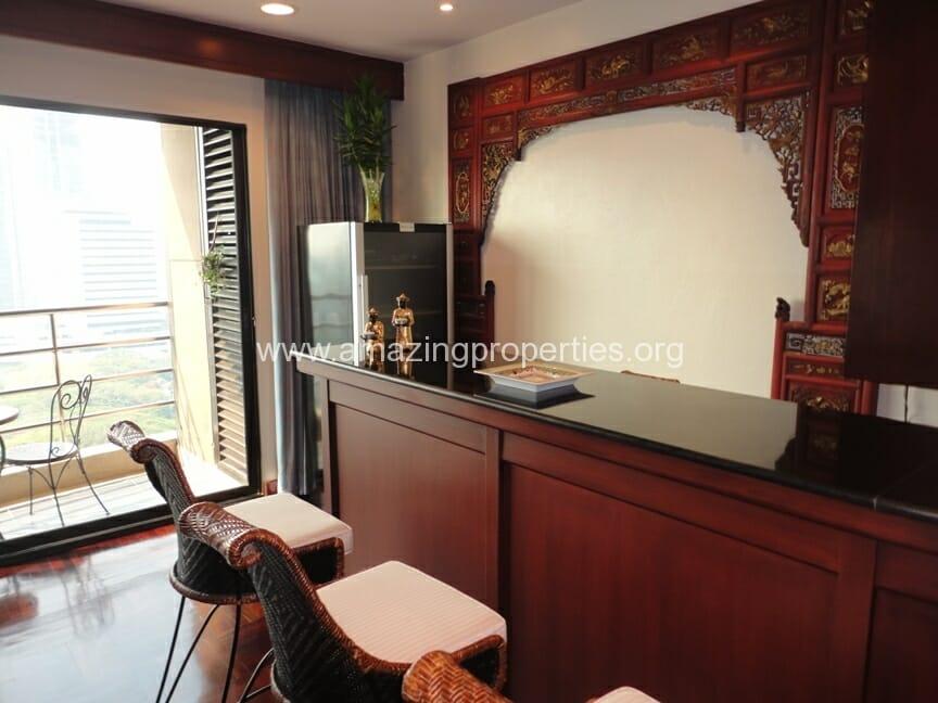 Baan Somthavil 3 Bedroom Condo for Rent (4)
