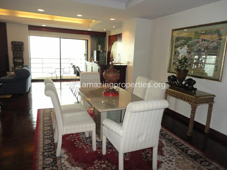 Baan Somthavil 3 Bedroom Condo for Rent (8)