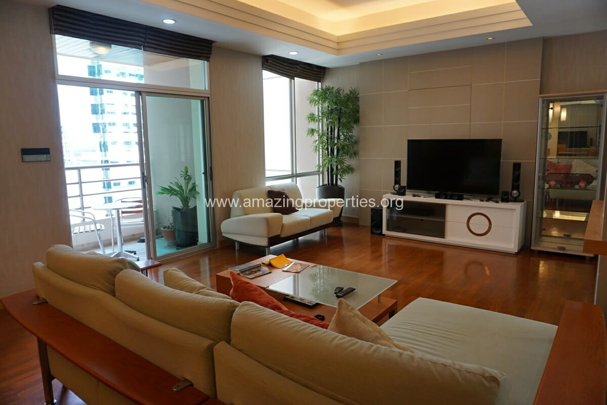 Grand Langsuan 3 bedroom condo for Rent